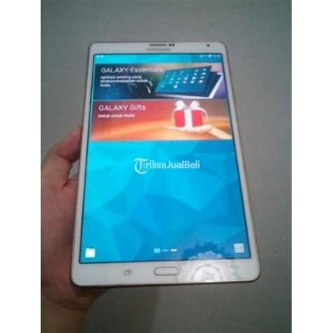 Tablet Samsung Second Murah samsung galaxy tab s 8 4 inch white second ram 3gb fingerprint harga murah jawa ba dijual