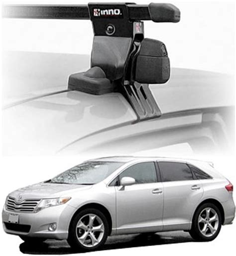 Roof Rack Toyota Venza by 2009 Toyota Venza Locking Roof Rack Complete System