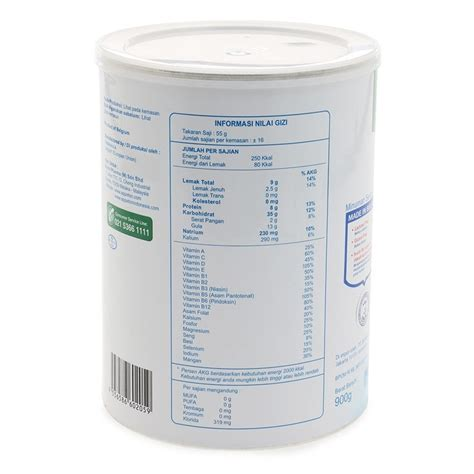 Appeton Weight Gain 60 appeton 60 plus vanilla 900 gr lazada indonesia
