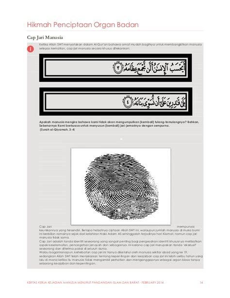 Pandangan Orientasi Barat Tentang Islam kertas kerja kejadian manusia menurut pandangan islam dan barat