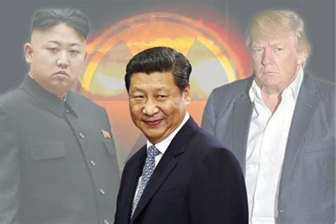 donald trump vs kim jong un here s proof china calls the shot u s scales down war