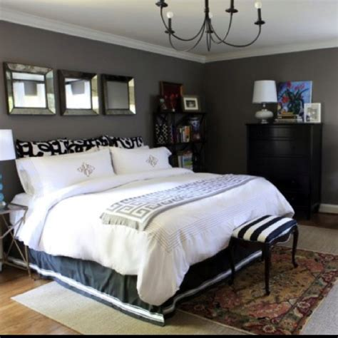 grey bedroom black furniture black furniture with gray walls and white ceiling room is