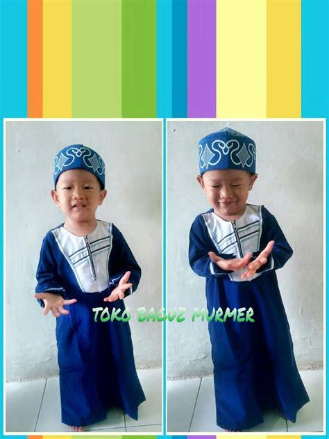Baju Muslim Koko Murmer by Baju Gamis Anak Pria