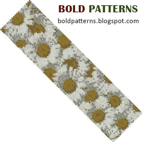 beaded peyote bracelet pattern bead pattern peyote stitch bracelet