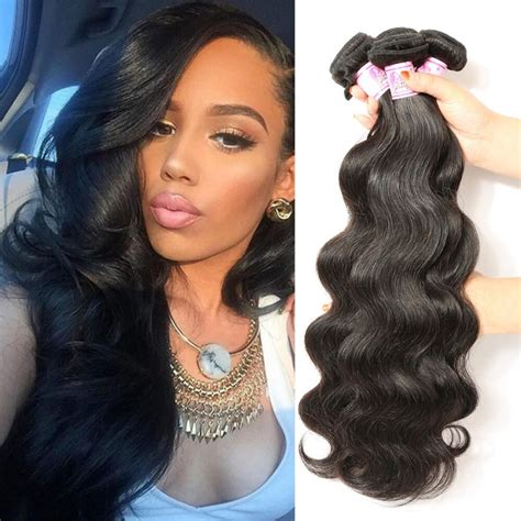 show pic of body wave wwave hair style beautyforever indian body wave virgin hair 3bundles 8 30