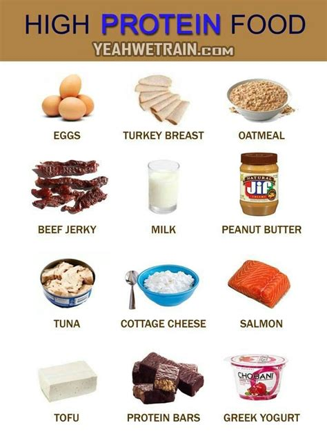 protein list food high protein foods