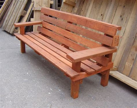 build a wooden bench 65 best images about legno panca wooden bench on pinterest outdoor benches