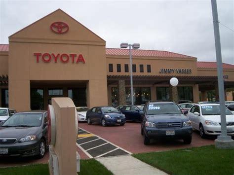 Vasser Toyota Jimmy Vasser Toyota Car Dealership In Napa Ca 94559