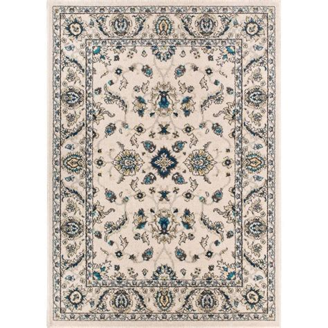 well woven sydney vintage sheffield blue 3 ft well woven timeless abbasi light blue 5 ft 3 in x 7 ft 3 in traditional area rug 36065 the