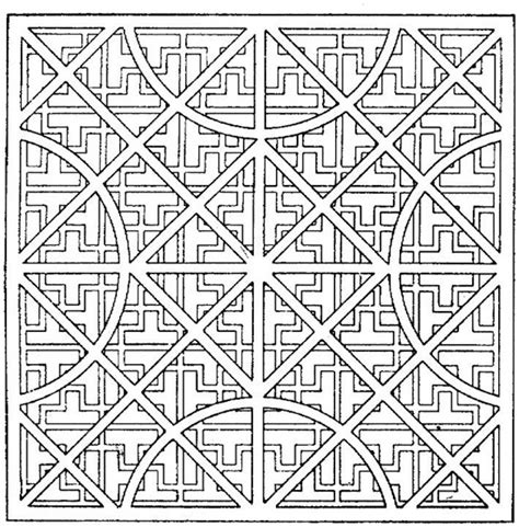 coloring pages for adults geometric free geometric coloring pages for adults