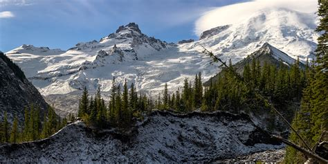 aem photography emmons glacier panorama