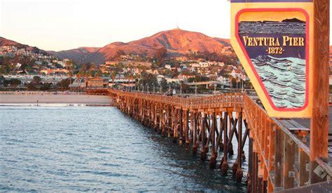 in california ventura pier ventura ca california beaches