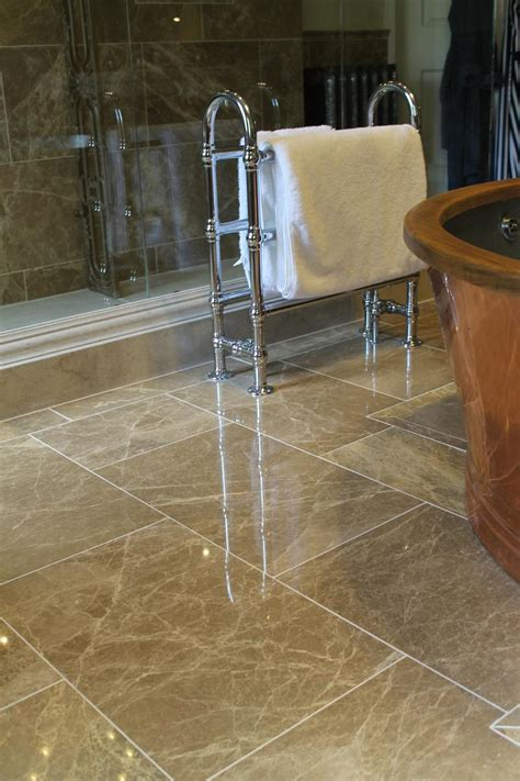 emperador polished marble pure stone tiles
