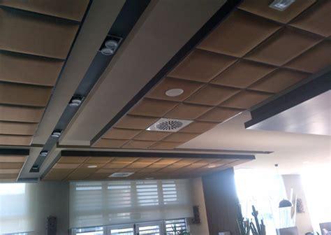 isolamento acustico a soffitto acustica sofit