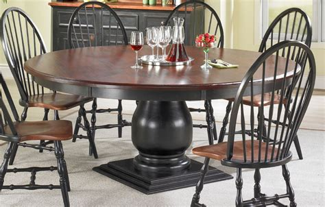 pedestal table pedestal dining table kate
