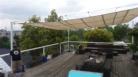 Retractable Sun Shade For Patio Retractable Sun Shade By Bahama Rigging