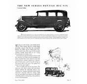 1929 Pontiac Sedan Wiring Diagram  33