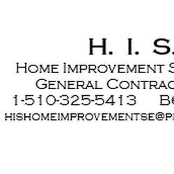 his home improvement services contractors castro