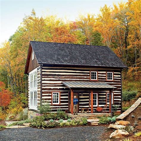 historic log cabin renovation