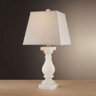 Csn Lighting by Minka Ambience 12302 0 Table L In Alabaster With Narrow Base Csn Lighting