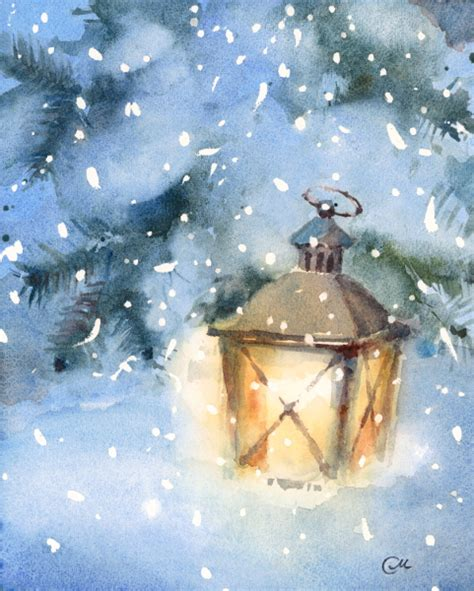 spray painting in winter how to paint watercolor snow 5 ways