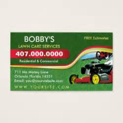 Lawn Care Business Card Templates by Lawn Care Business Cards 600 Lawn Care Business Card