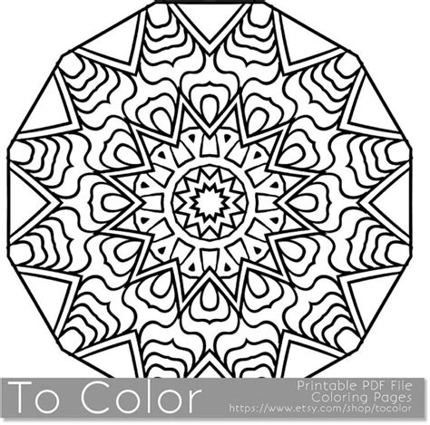 printable snowflake coloring pages coloring home snowflake mandala free coloring pages on art coloring pages