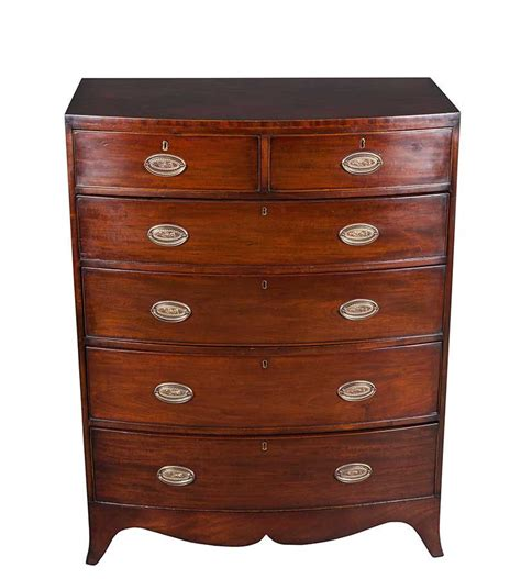 Antiqued Dressers by Period Large Antique Dresser Chest Of Drawers