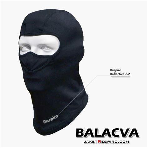 Masker Motor Balaclava masker respiro balaclava 3ct jaket motor respiro