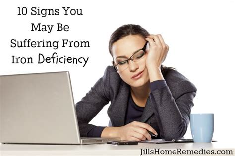 10 Signs That You May Suffer From Hurry Sickness by 10 Signs You May Be Suffering From Iron Deficiency
