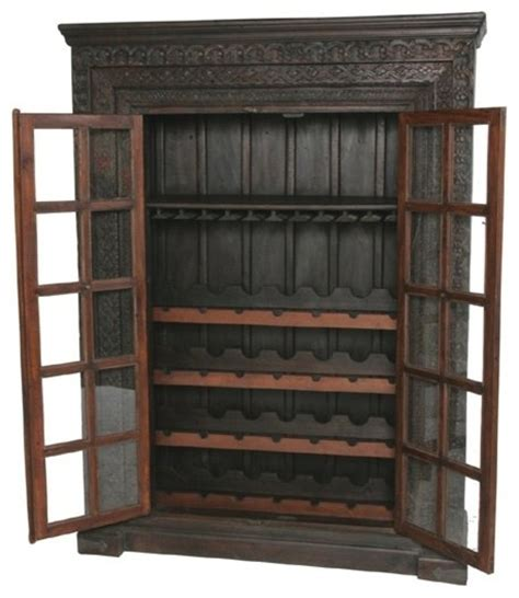 Wine Glass Cabinets Furniture by Moti Furniture Pa Wine Cabinet Glass Front Door
