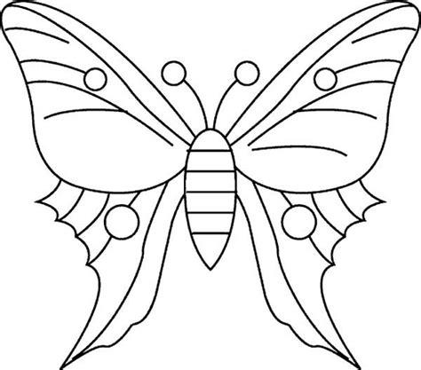imagenes para dibujar grandes dibujo mariposas para colorear en l 237 nea e imprimir