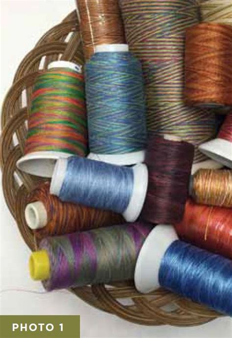 Variegated Thread Quilting by Quilting The Quilt Variegated Threads Apqs