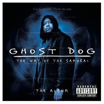 forest whitaker rza ost rza presents ghost dog the way of the samurai cd