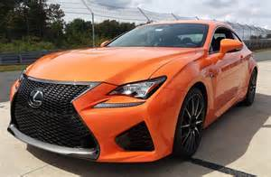 2015 lexus rc f is the best v8 powered premium gt in the