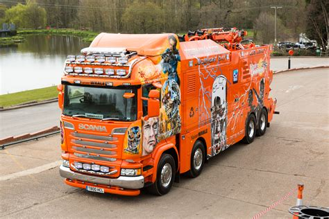 the rise of the machine scania