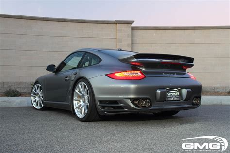 Porsche 997 Turbo by 997 Turbo S Gmg