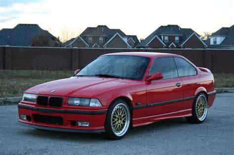 bmw e36 steel wheels linea corse lemans wheels on 1996 bmw e36 e46 wheeldude