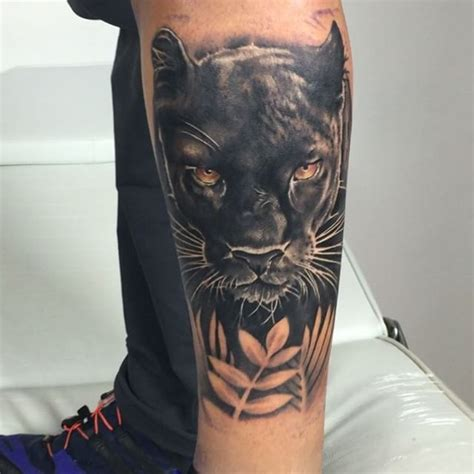 black jaguar tattoo design 25 best ideas about black panther on