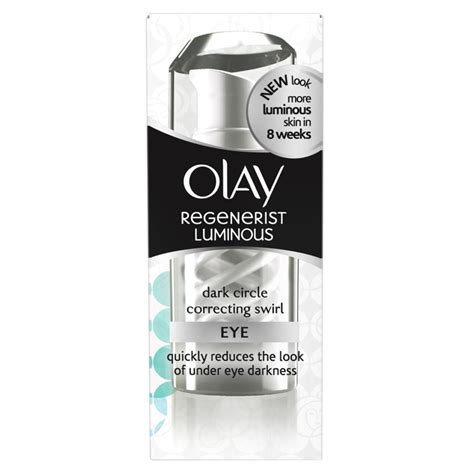 Olay Regenerist Eye olay regenerist luminous circle eye treatment