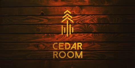 Cedar Room by Cedar Room Cedar Room