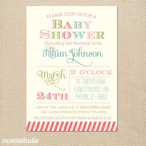 Create A Baby Shower Invitation by Create Own Printable Baby Shower Invitation Templates