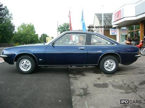 1976 opel manta 1976 opel manta b 1 6 n checkbook 3 hd very nice