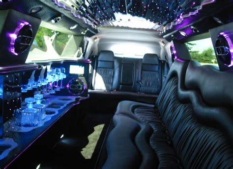 black hummer limousine black hummer limousine interior www pixshark com