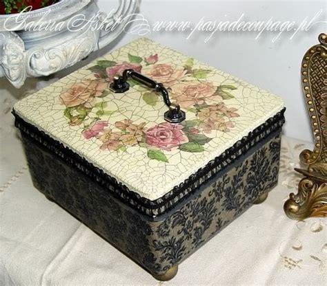 Decoupage Boxes Ideas - 46 best decoupage images on decorative boxes