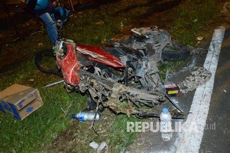 Kronologis Kecelakaan by Ini Kronologis Kecelakaan Maut Di Subang Republika