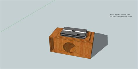 blueprints designs sub woofer mid range tweeter