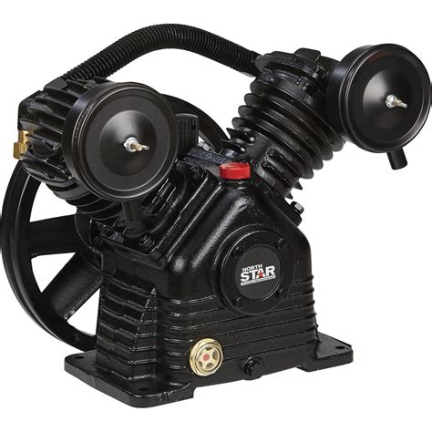 shipping northstar air compressor pump  stage