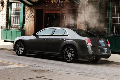 Chrysler 300s 2012 by Chrysler 300 S And Executive Series Models Amcarguide
