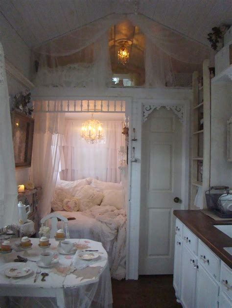 64 Best Shabby Chic Tiny Homes Images On Pinterest Shabby Chic Cottage
